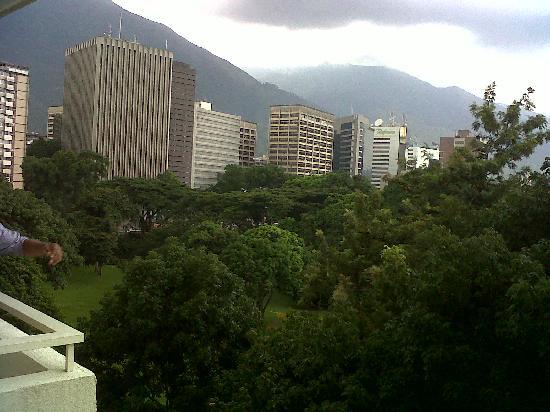 Hotel La Floresta: Vista desde la habitacion