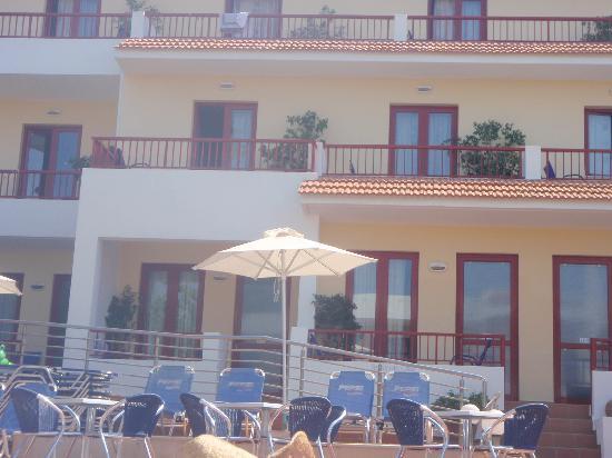 Thalassi Hotel-Apts: The hotel