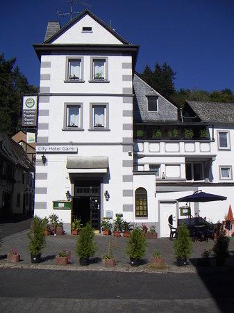 City Hotel Garni Diez Diez