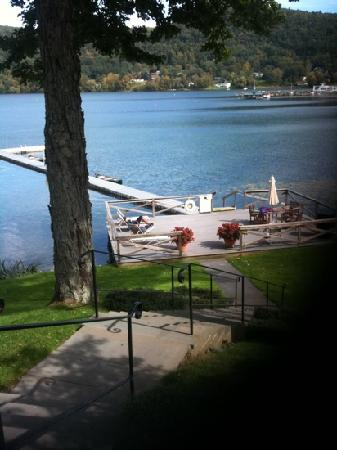 The Otesaga Resort Hotel: Docks