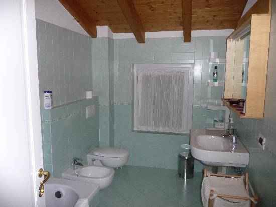 B&B Casa de Flumeri: il bagno