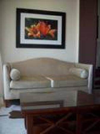 Secrets St. James Montego Bay: Sitting Room