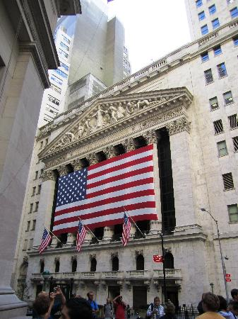 Andaz Wall Street: The Stock Exchange
