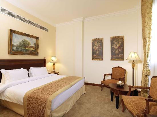 Le Patio Boutique Hotel: .Bedroom