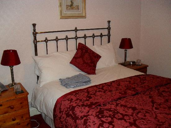 Lastra Farm Hotel & Restaurant: bedroom
