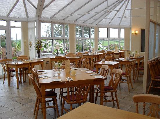 Lastra Farm Hotel & Restaurant : resteraunt in hotel