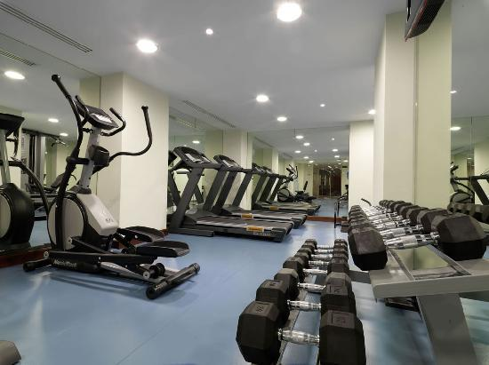 Le Patio Boutique Hotel: .Gym