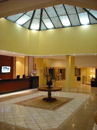 Sol Beach House Ibiza: Hotel reception