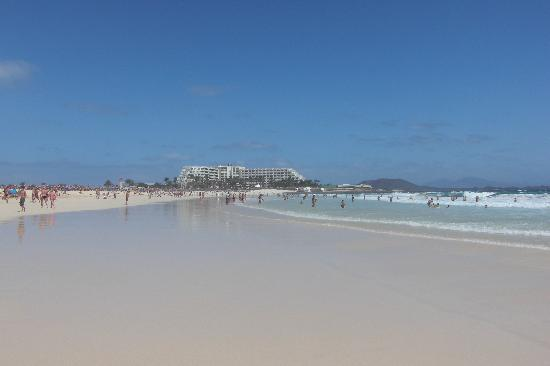 Hotel Riu Palace Tres Islas: Hotel mit super Strandlage