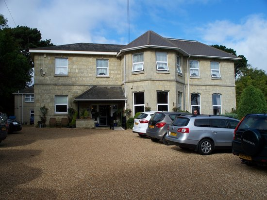 Bourne Hall Country Hotel: hotel