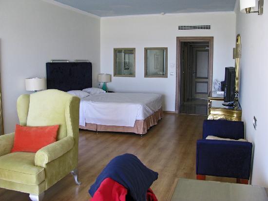 Atrium Prestige Thalasso Spa Resort and Villas: our room