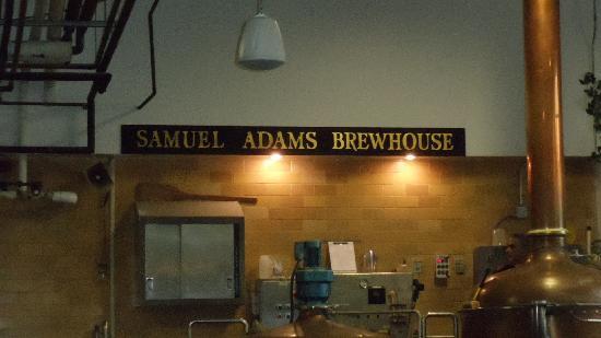 Samuel Adams Brewery: Small