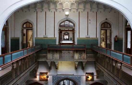 Albert Hall Museum: Interior.