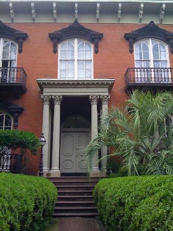Mercer Williams House Museum: Mercer house