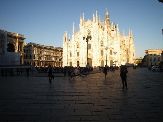 Malta Hotel: любимое здание в Милане