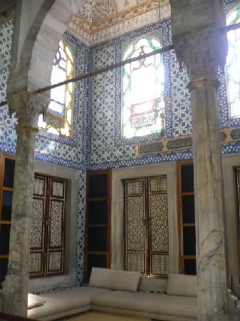 The girls in the harem - Picture of Topkapi Palace ...