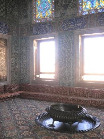 Topkapi Palace: Interior Topkapi