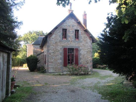 Le Petit Manoir de Keriolet : facciata esterna