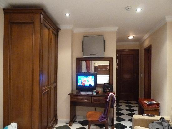 Hotel Las Almenas: habitacion 2