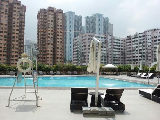 Pool Panda Hotel Picture Of Panda Hotel Hong Kong Tripadvisor