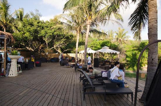 Happy Panda beach bar and restaurant : Lounge