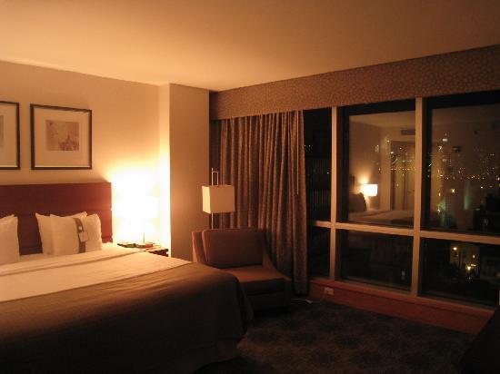 Holiday Inn L.I. City - Manhattan View: camera