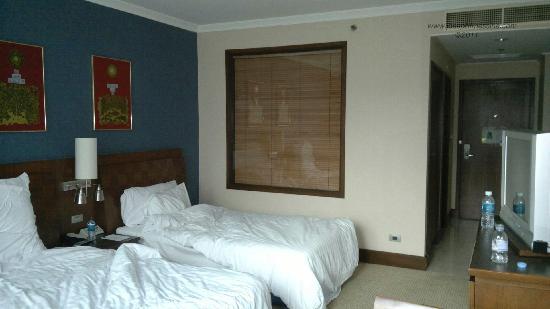 โนโวเทล แบงคอค สุวรรณภูมิ แอร์พอร์ท: Twin room.