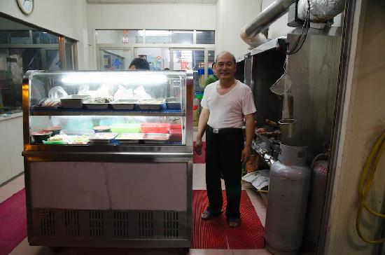 Fu-beng Restaurant: Owner