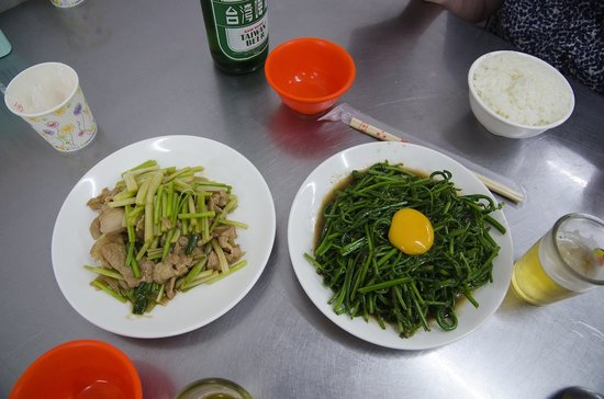 Fu-beng Restaurant: Dishes