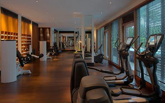 Fitness Center Picture Of The Setai Miami Beach