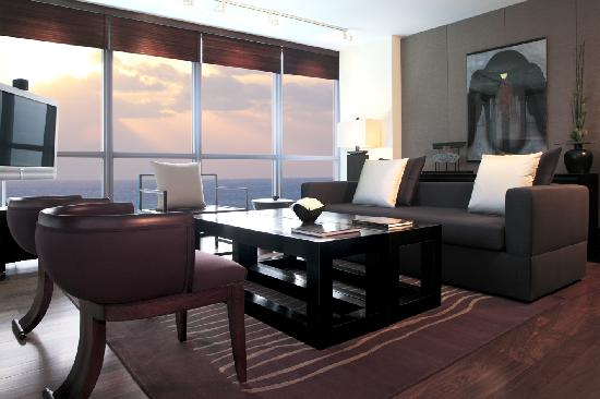เดอะเซไตย: The Ocean Suites-Two Bedroom Oceanfront Suite