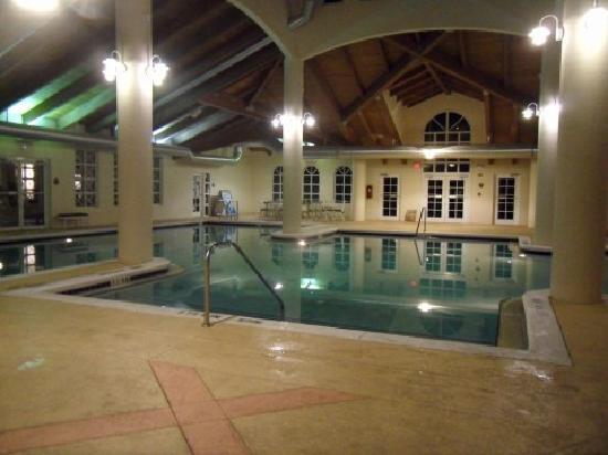 Hammock Beach Resort: indoor pool
