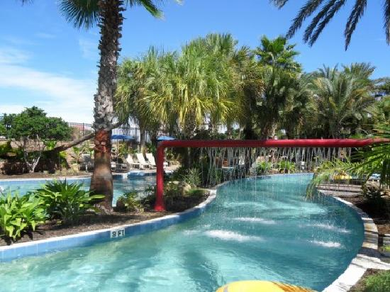 Hammock Beach Resort Lazy River
