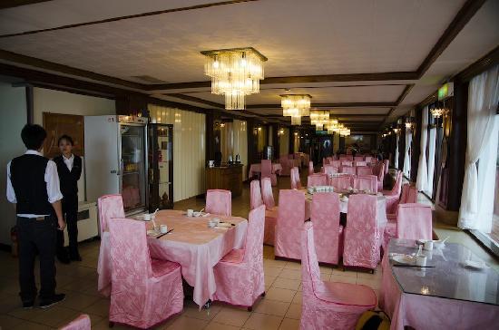 Alishan House Restaurant: Restaurant
