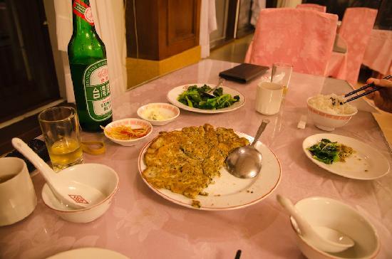 Alishan House Restaurant: Omelette