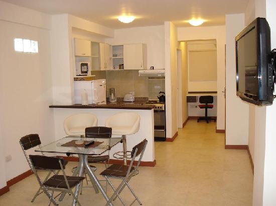 Apart Corrientes: Habitacion para 2 personas