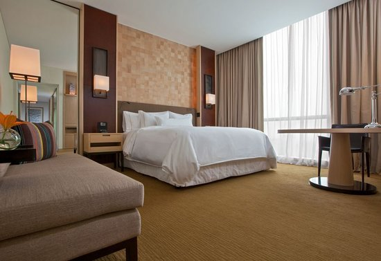 The Westin Lima Hotel & Convention Center: Deluxe Guestroom