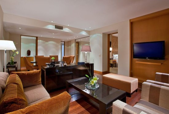 The Westin Lima Hotel & Convention Center: Ambassador Suite