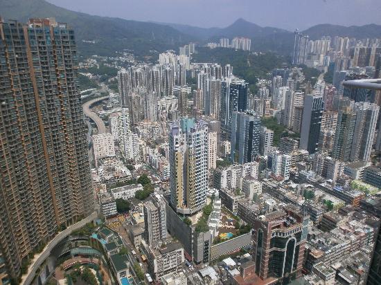 โลแตล นีนา เอ คองวองซิอง ซองทร์: View from standard room