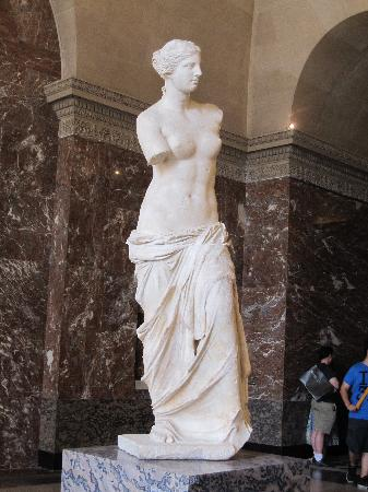 Premium Tours - London Tours: The Aphrodite of Miles... Venus de Milo