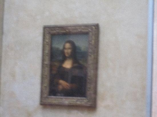 Premium Tours - London Tours: Mona Lisa
