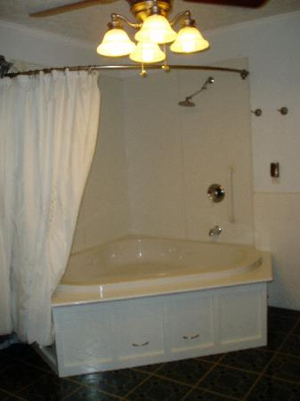 Serenity Hill Bed and Breakfast: Bath in the Serenity Room