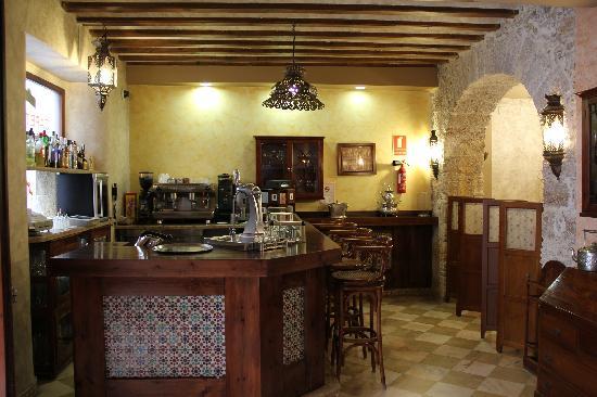 Hotel Argantonio: Hotel bar