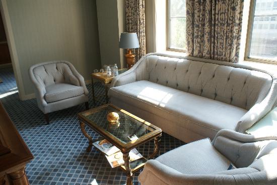 The St. Regis Washington, D.C.: Suite Lounge