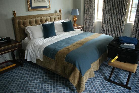 The St. Regis Washington, D.C.: Suite Bedroom