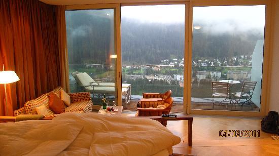 Waldhotel Davos: Nice View