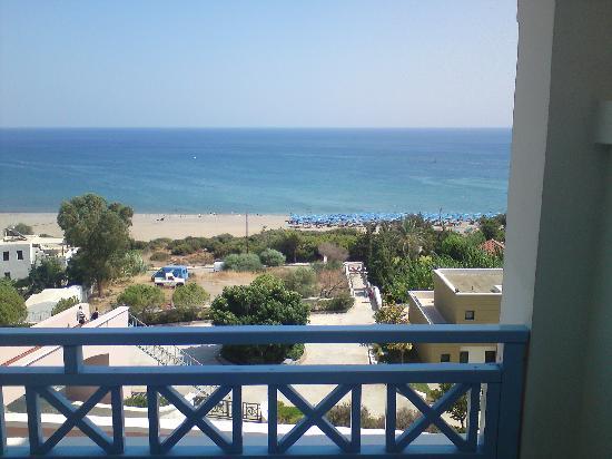 Rodos Village Beach Hotel & Spa: Havsutsikt