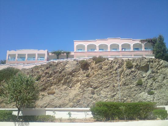 Rodos Village Beach Hotel & Spa: En väligt liten del av hotellet