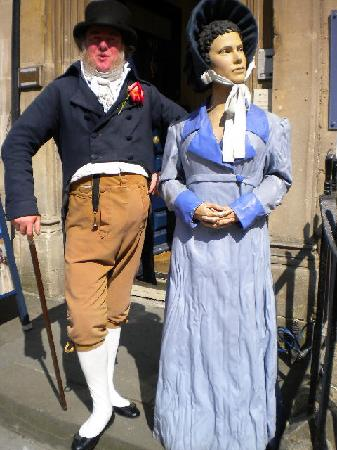 Premium Tours - London Tours: Jane Austen Centre, Bath