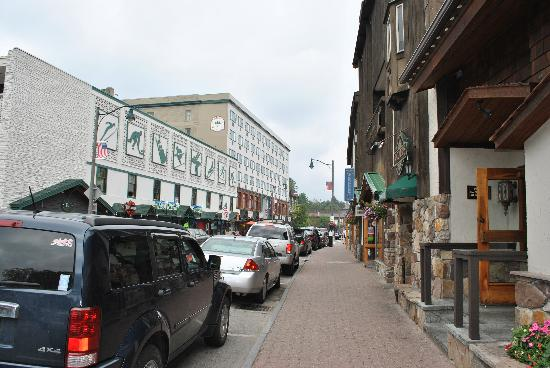 The Hungry Trout Resort: the town of Lake Placid offers a treasure trove of things to do and places to shop